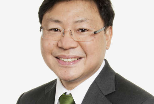 Portrait photo of Chim Lang