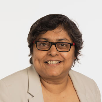 Portrait photo of Nandini Bhattacharya