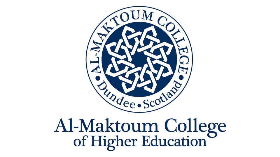 Logo of Al-Maktoum College
