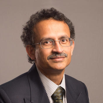 Portrait photo of Subhes Bhattacharyya