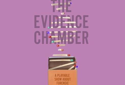 Evidence Chamber poster