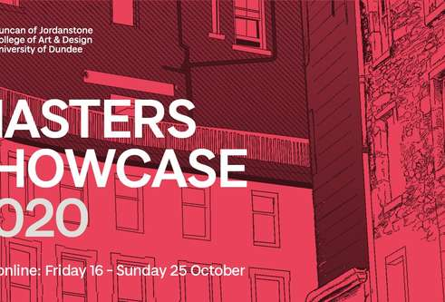 Poster for Masters Showcase