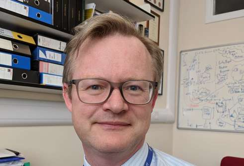 Image of Prof Russell Petty