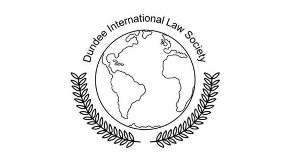 Dundee International Law Society logo