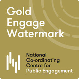 gold engage watermark