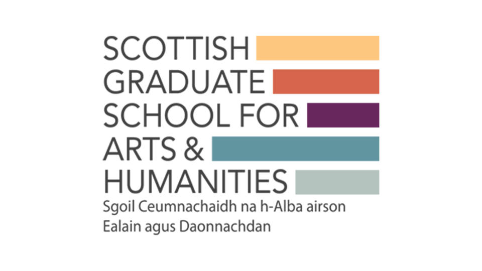 Logo of Scottish Graduate School for Arts & Humanities