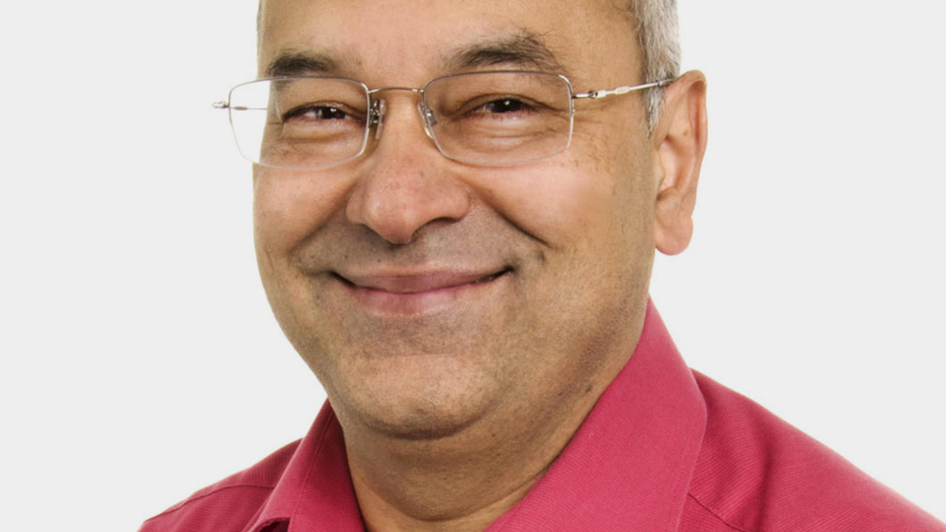 Portrait photo of Anil Mehta